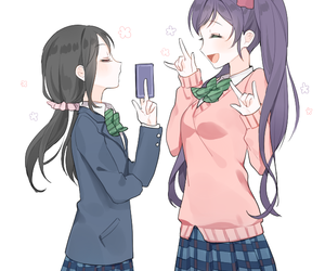 anime, love live, and cute image