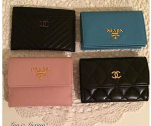 chanel and Prada image