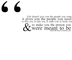 life, quote, and people image