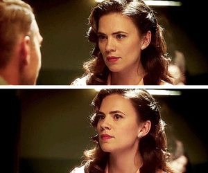agent carter and cartson image