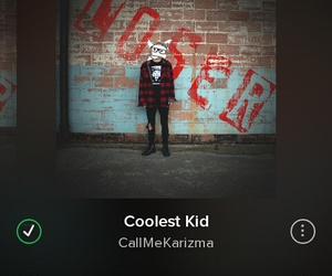 loser, ♡, and coolest kid image