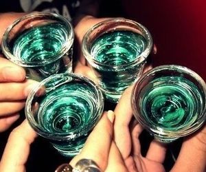 drink, shot, and party image