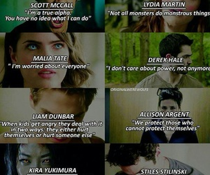 quotes, tw, and scott mccall image