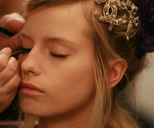 makeup, Milana Keller, and model image