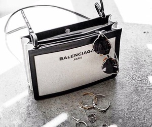 fashion, bag, and Balenciaga image