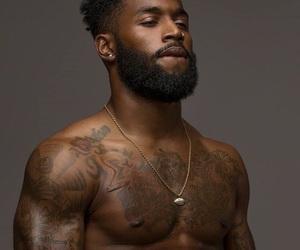 boy, beard, and sexy image