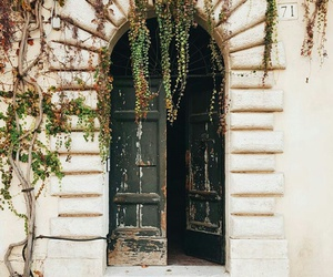 beautiful, entrance, and italia image
