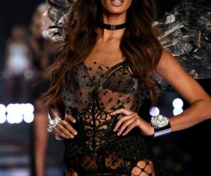 Victoria's Secret, model, and joan smalls image