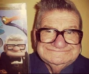 up, funny, and disney image