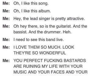 band, 5sos, and one direction image