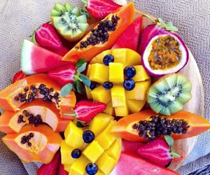 fruit and delicious image