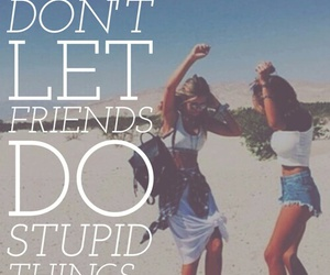 best friends, easel, and quotes image