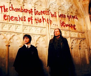 harry potter and chamber of secrets image