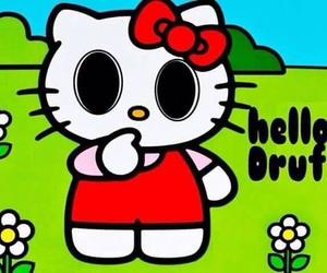 hello kitty, mdma, and music image