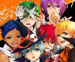Halloween, kuroko no basket, and kuroko no basuke image
