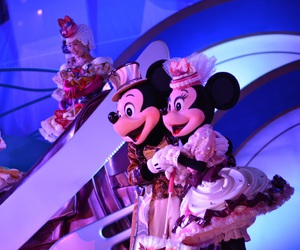 disney, minnie, and minniemouse image