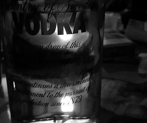 absolut, vodka, and l&m image