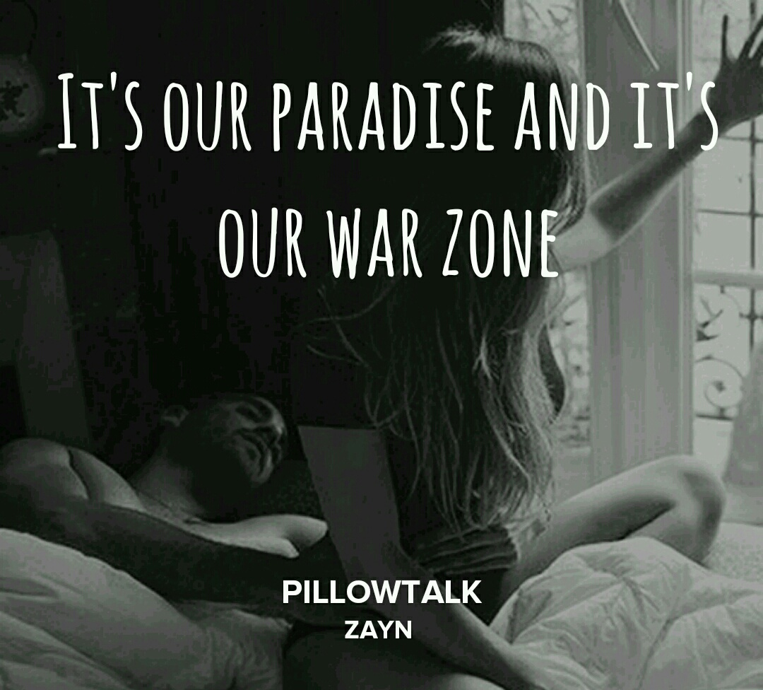 Pillowtalk Zayn Discovered By X On We Heart It