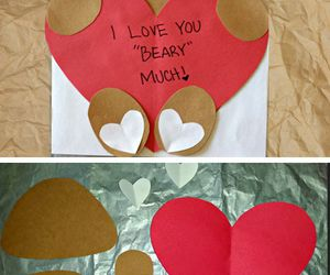 diy, cute, and diy for valentine image