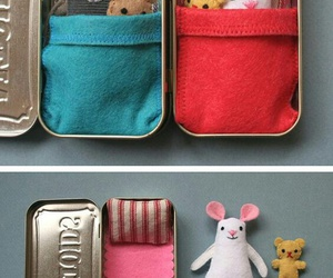 cute, mouse, and diy image
