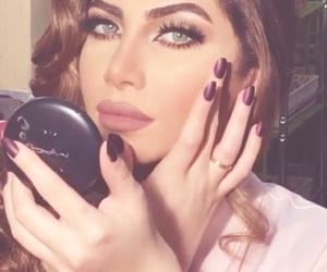 fabulous, makeup, and جميلة image