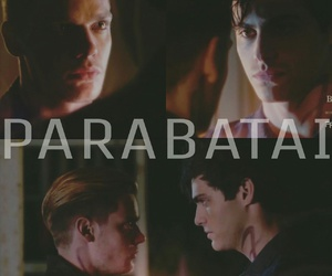 the mortal instruments, jace wayland, and alec lightwood image