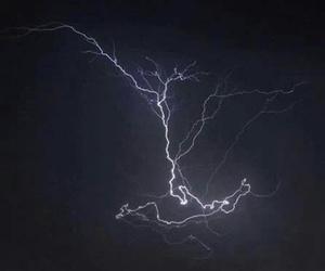 lighting, northern sky, and mjolnir image
