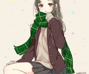 anime girl, lolita, and en morikura (artist) image