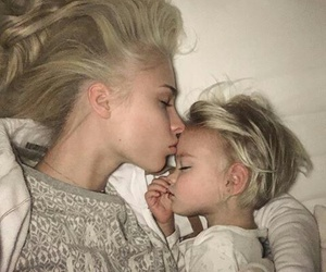 beauty, mommy, and russian image