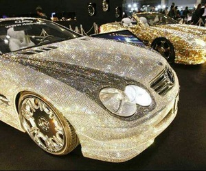 car, luxury, and diamond image