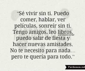 frases and sin ti image