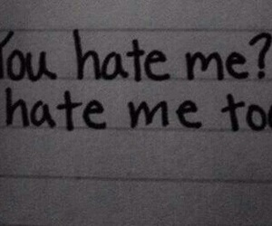 i hate me too image