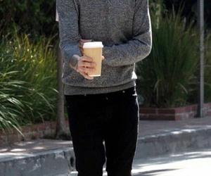addidas, baby, and coffee image