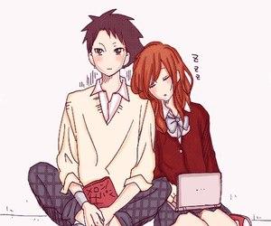 boy, girl, and kawaii image