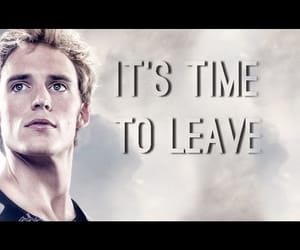 video, hunger games, and finnick image