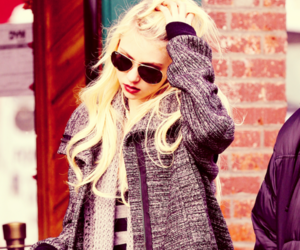 blonde, the pretty reckless, and fashion image