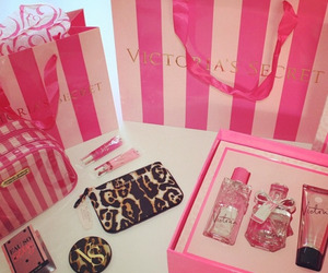 Victoria's Secret, luxury, and pink image