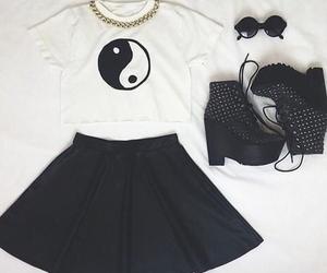 moda fashion black image