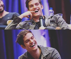 daniel sharman and teen wolf image