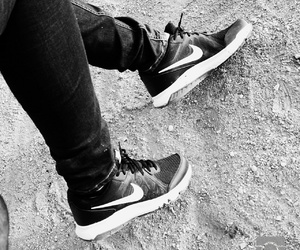 black, shoes, and nice image