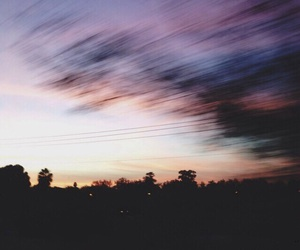 sky, tumblr, and grunge image