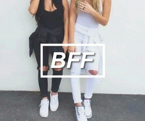 bff, friends, and grunge image