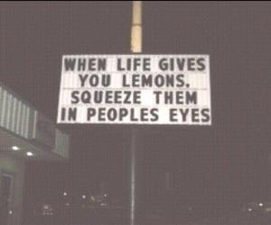 quotes, lemon, and life image