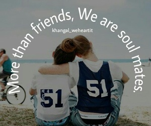 background, beautiful, and best friends image