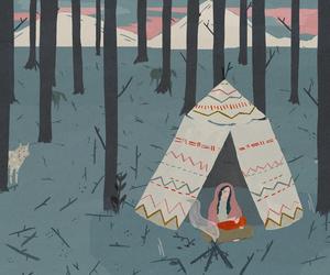 illustration and naomi wilkinson image