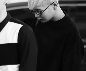 exo, kim minseok, and kpop image
