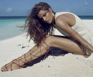 beach, roman, and fashion image