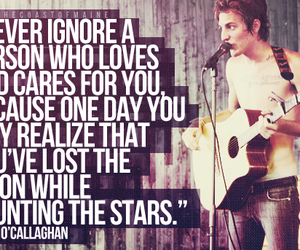 the maine, quote, and john o'callaghan image