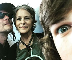 twd, the walking dead, and carol image