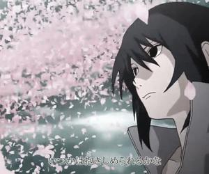anime, opening, and sasuke image